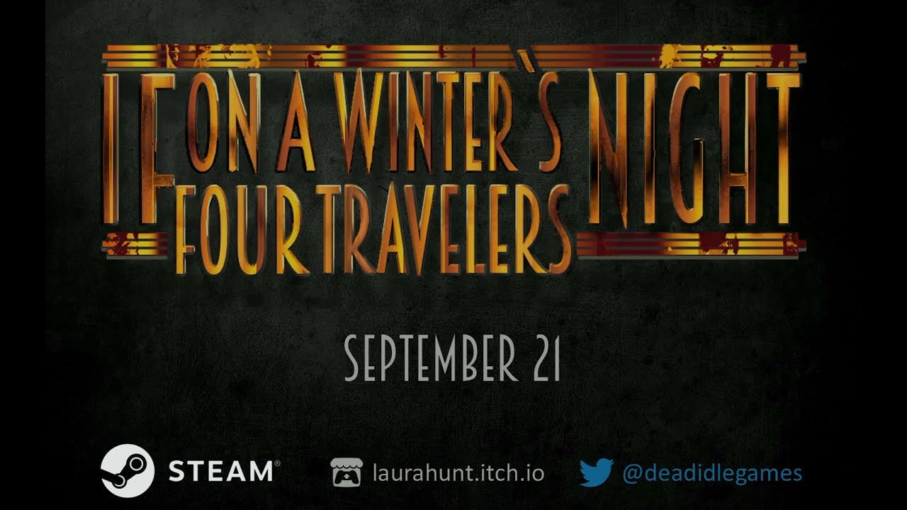 if on a winters night four trave
