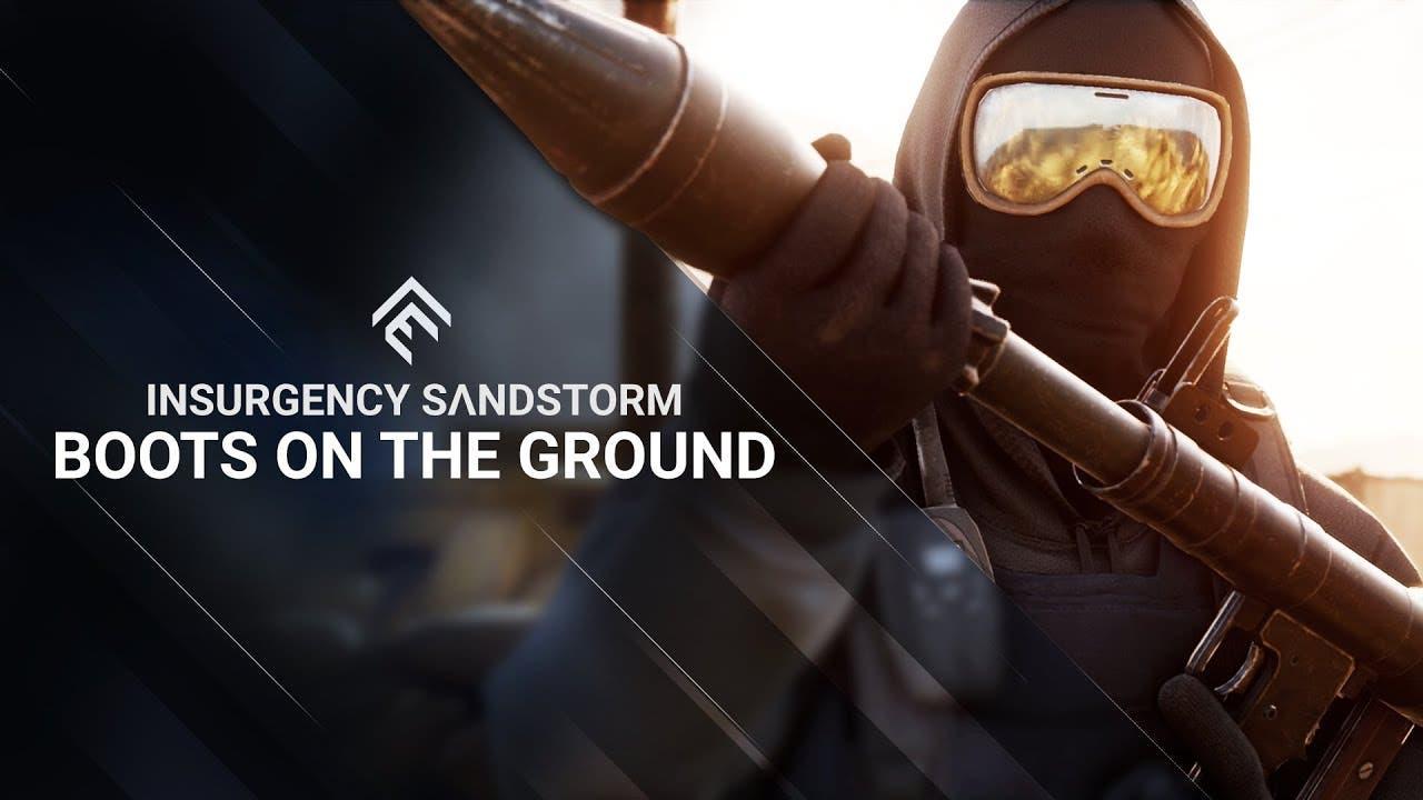 insurgency sandstorm deploys ont