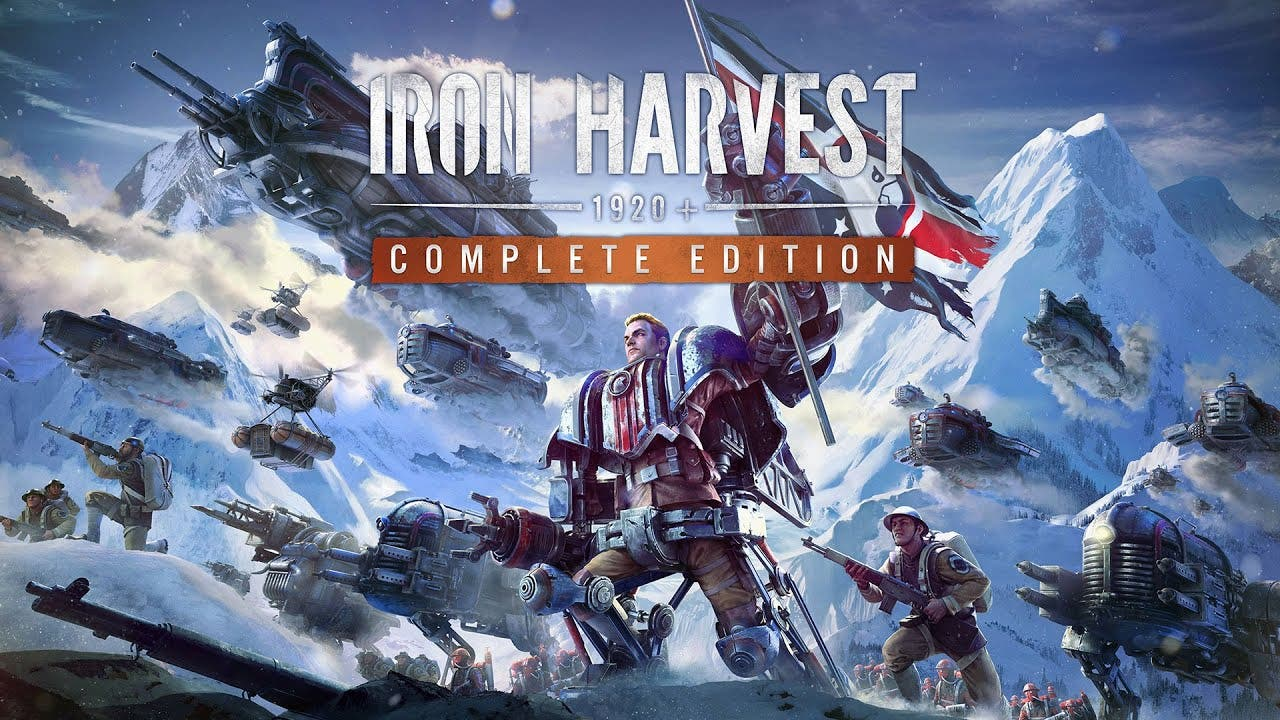 iron harvest complete edition co