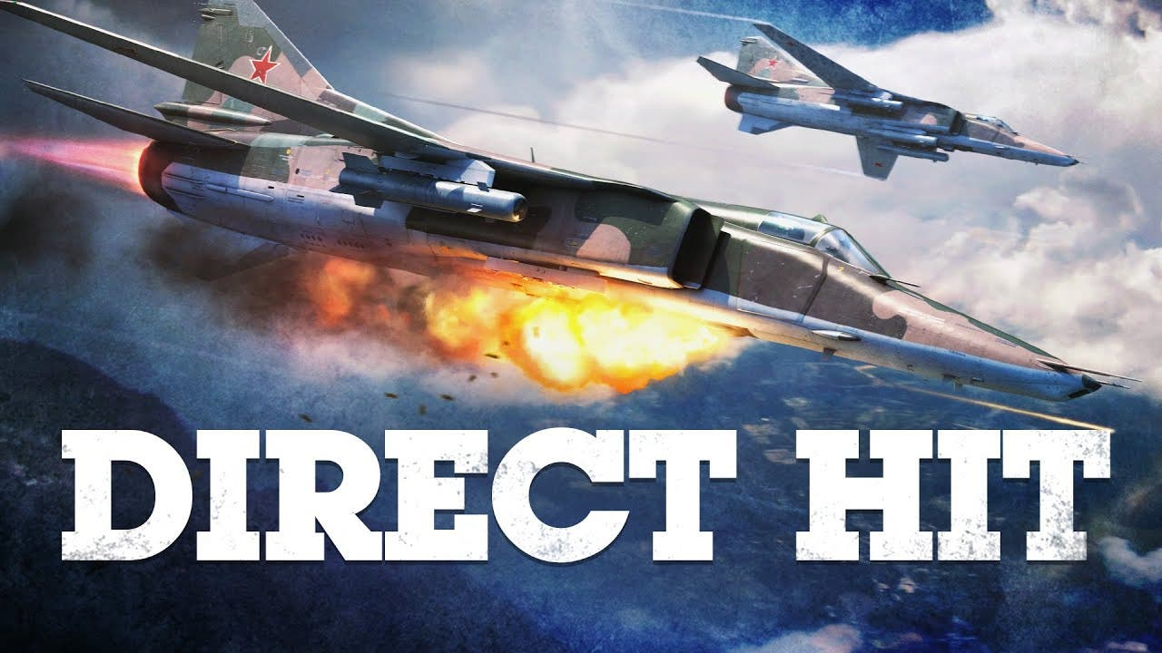 its a direct hit for war thunder