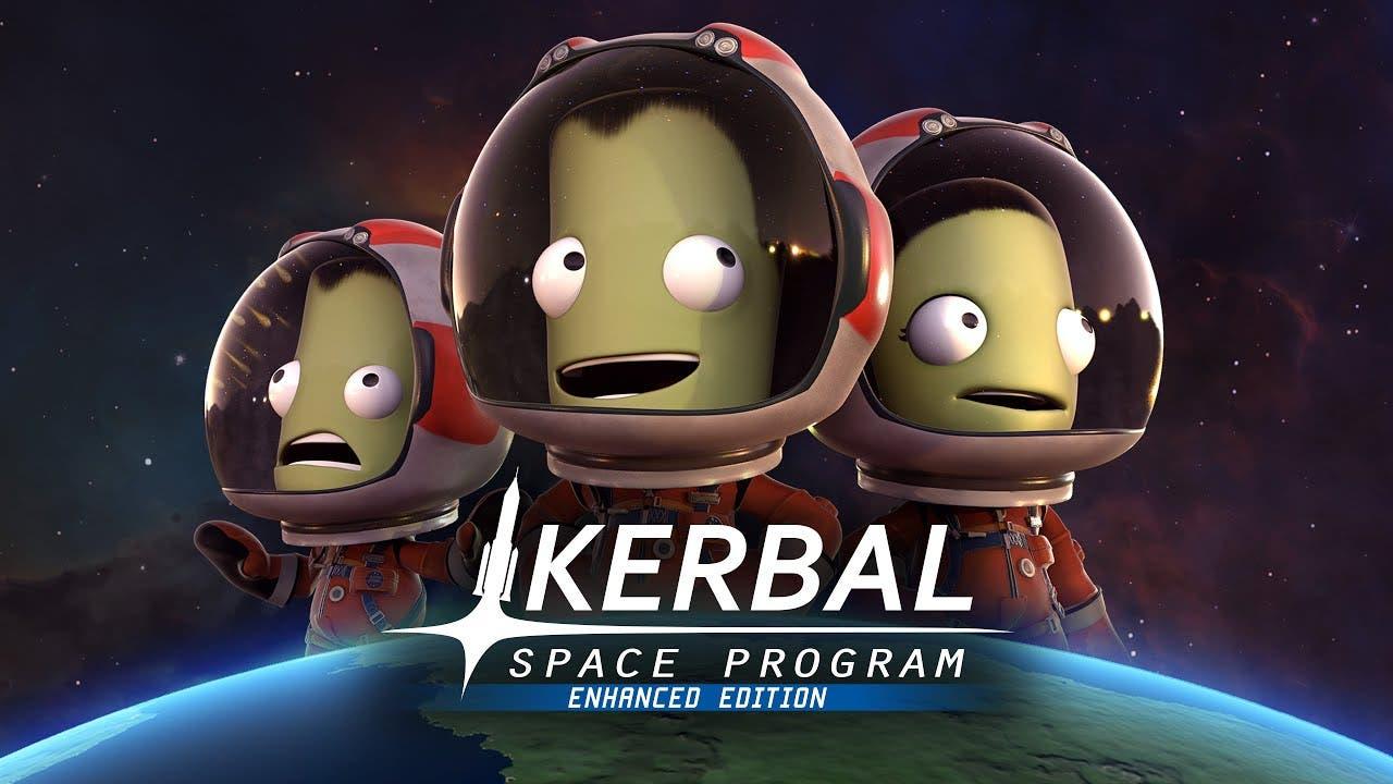 kerbal space program enhanced ed