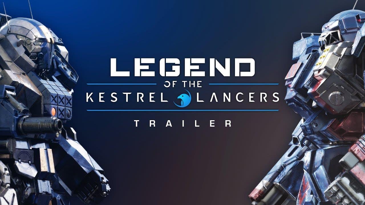 legend of the kestrel lancers is