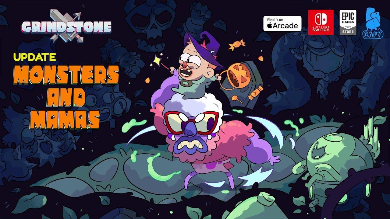 monsters mamas update brings new