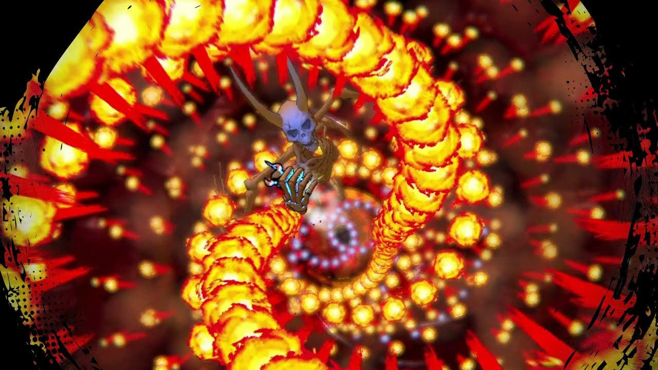 one button bullet hell good knig