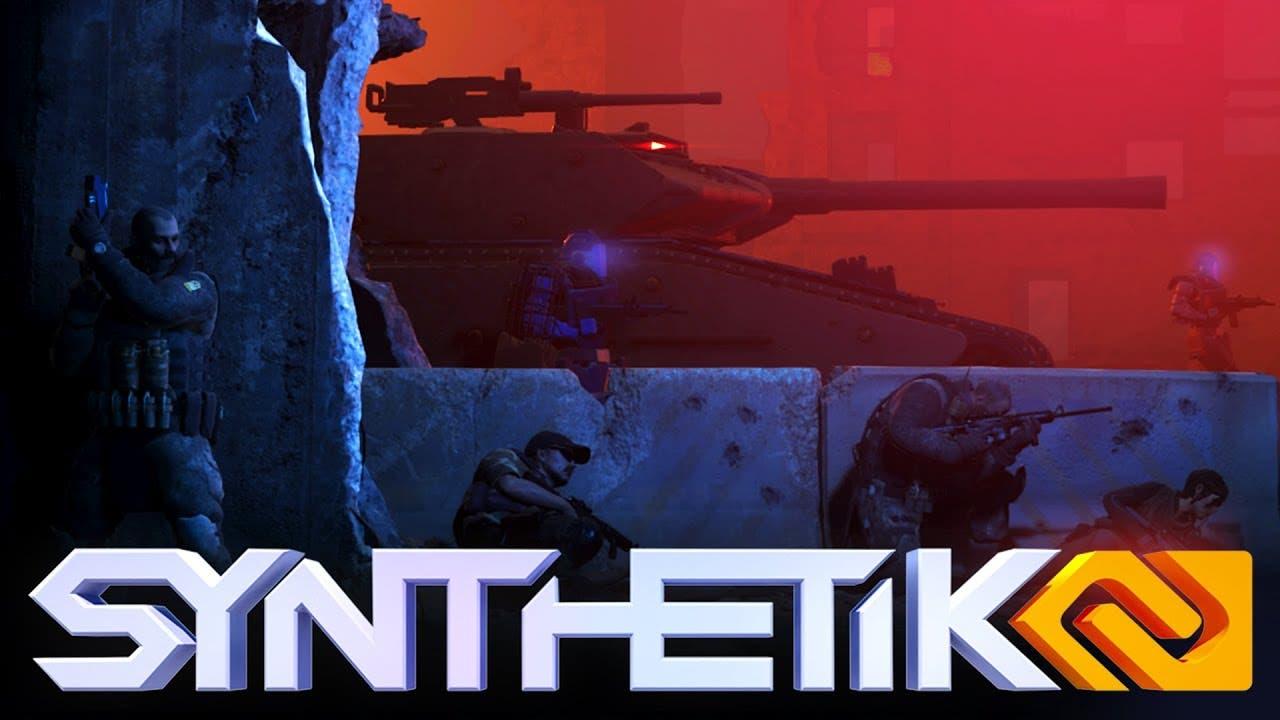 synthetik 2 arrives on november