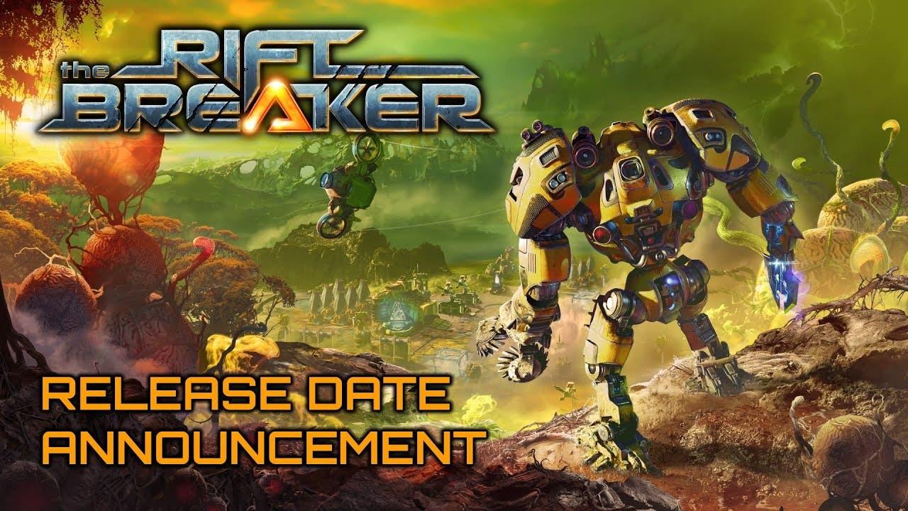 the riftbreaker available for pr