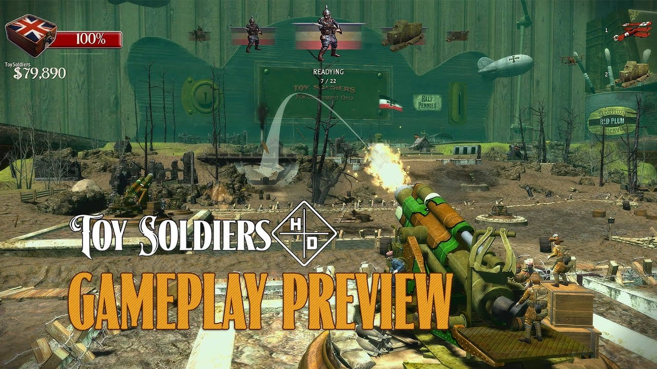 toy soldiers hd needs more time