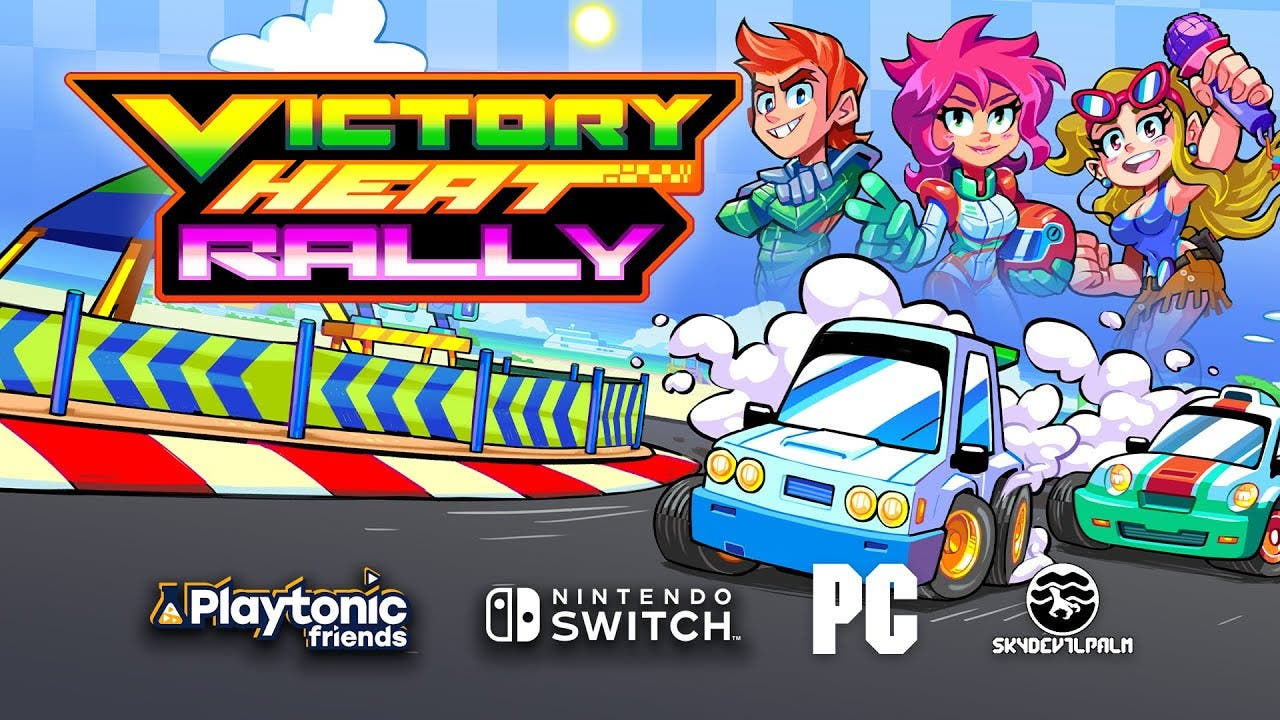 victory heat rally is a supersca