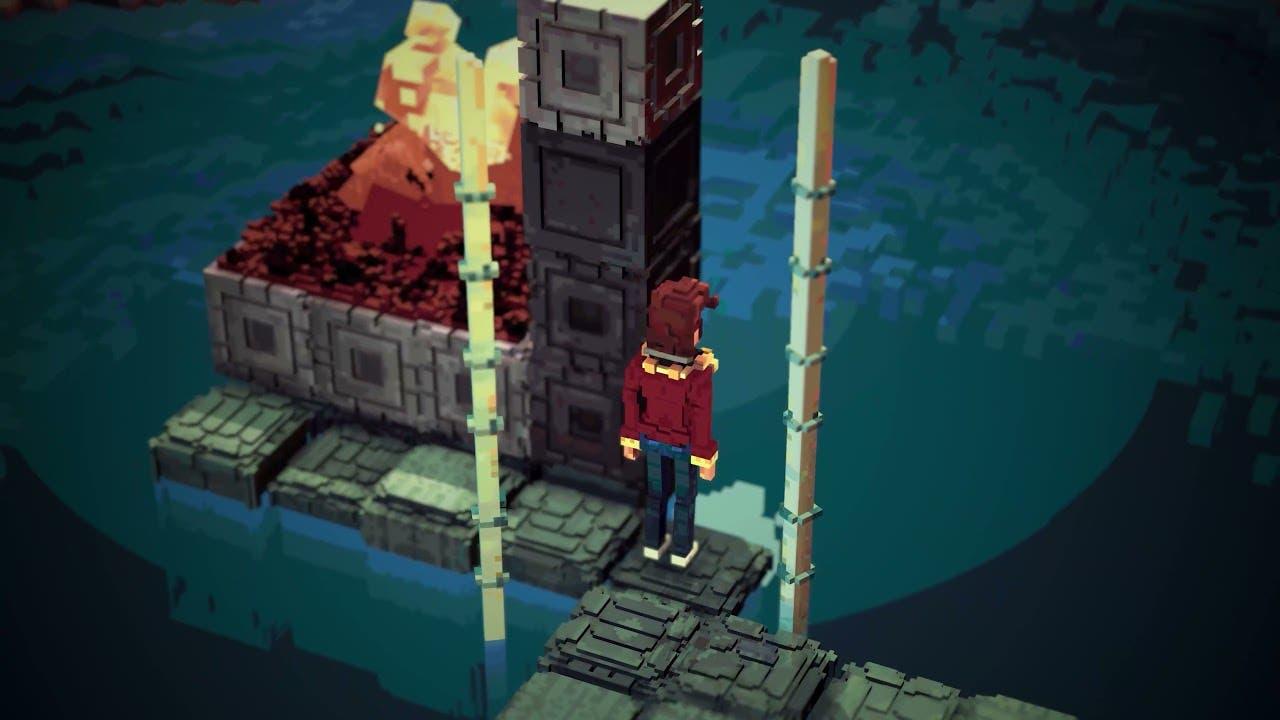 voxel puzzler bonfire peaks asks