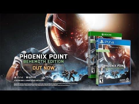 behemoth edition of phoenix poin