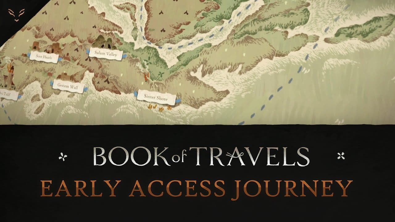 book of travels begins chapter z