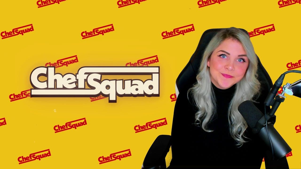 chefsquad is a co operative twit