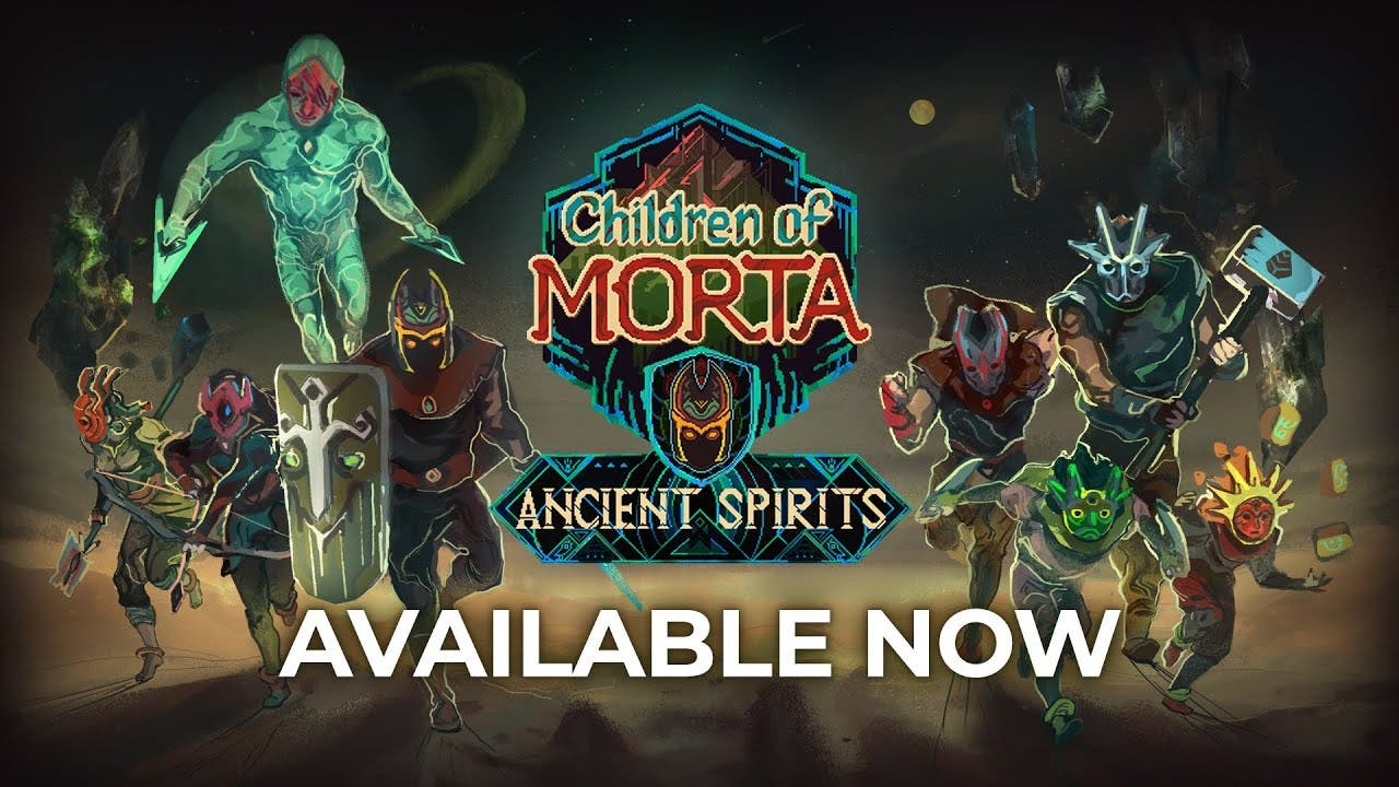 children of morta expands with n