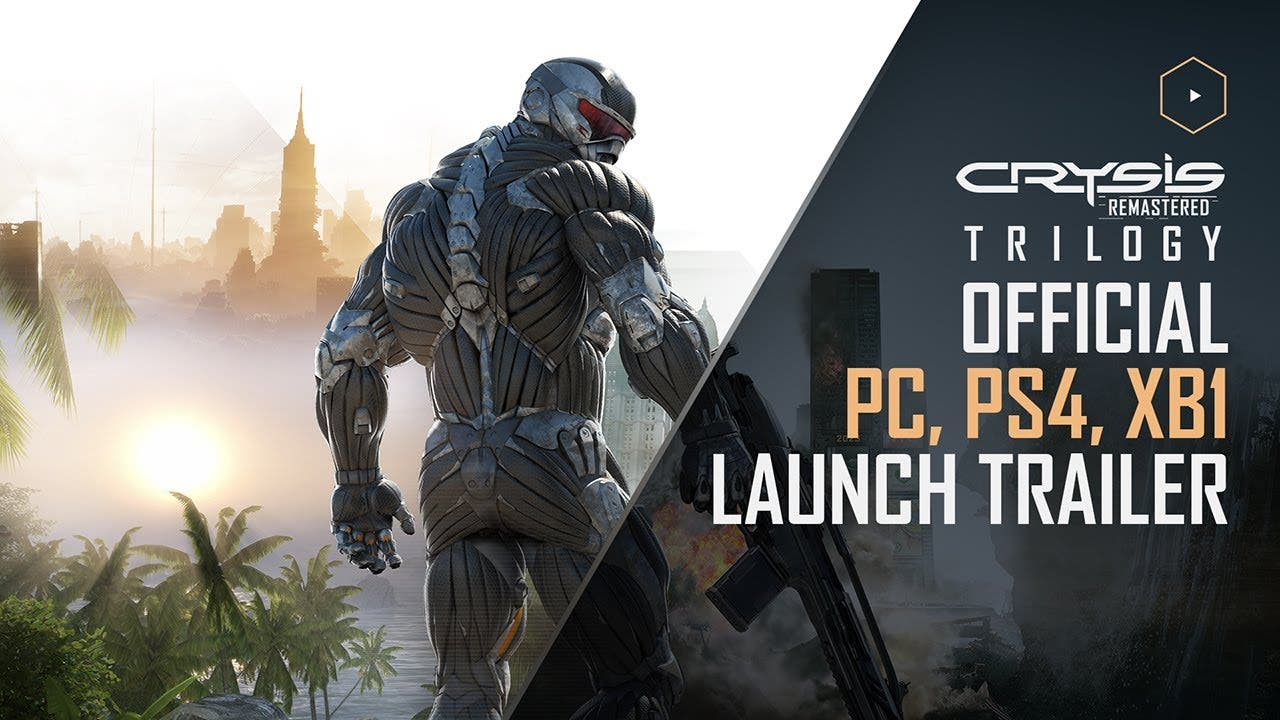 crysis remastered trilogy the co