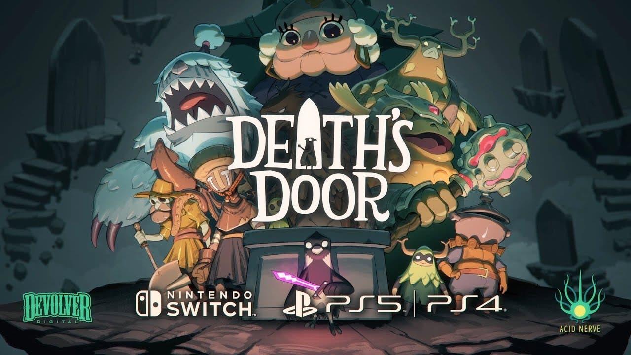 deaths door is coming to playsta