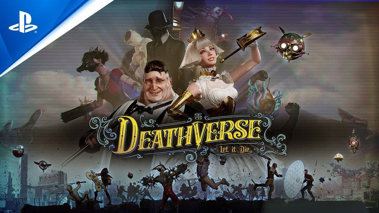 deathverse let it die is multipl