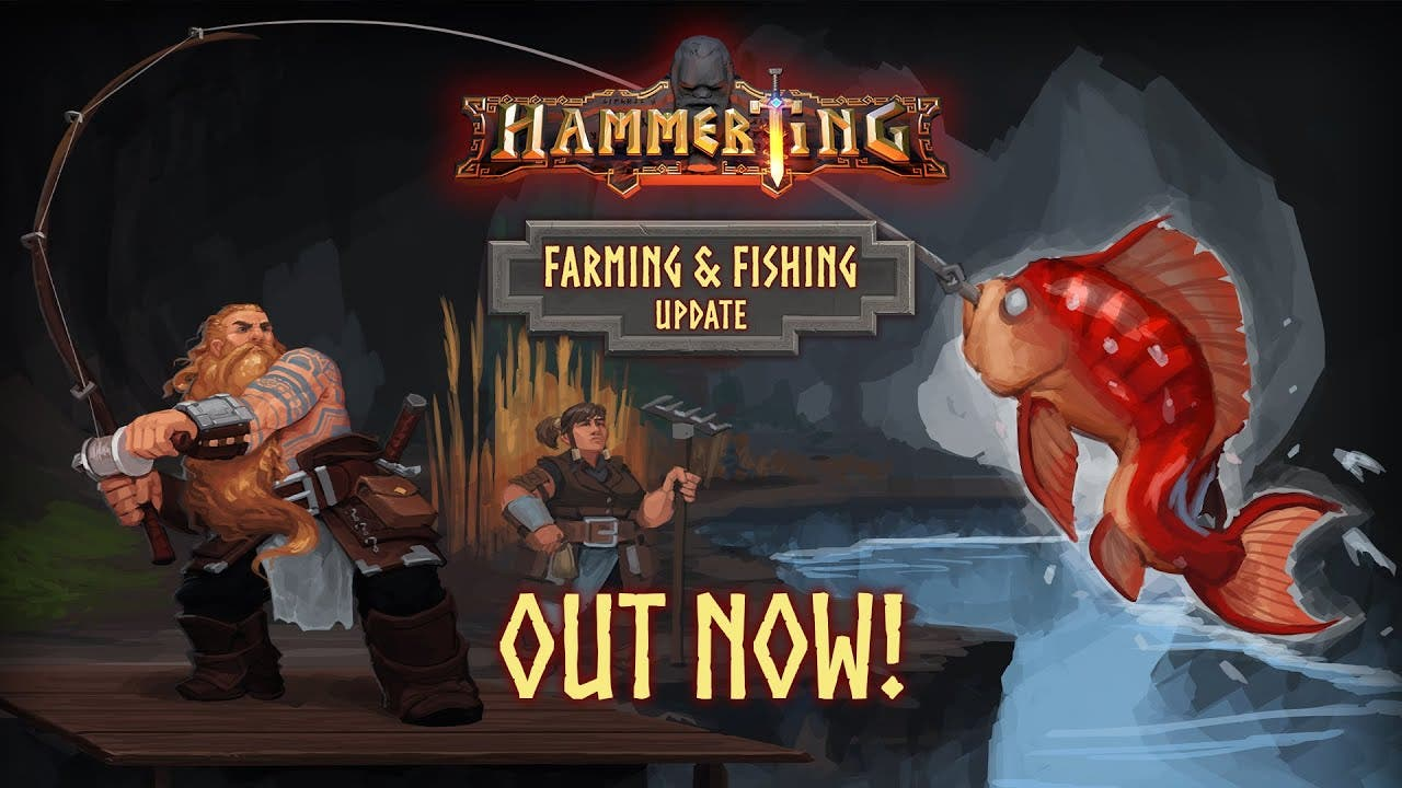 farming and fishing update comes