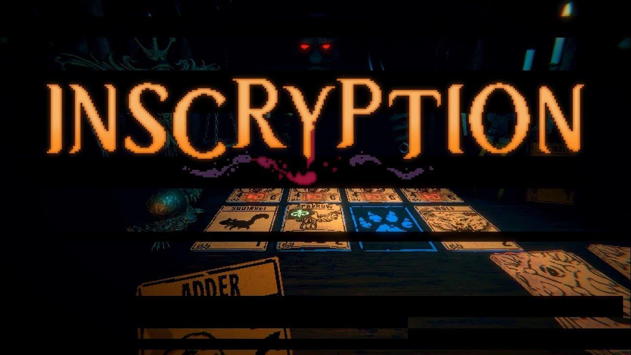 inscryption the deckbuilding hor