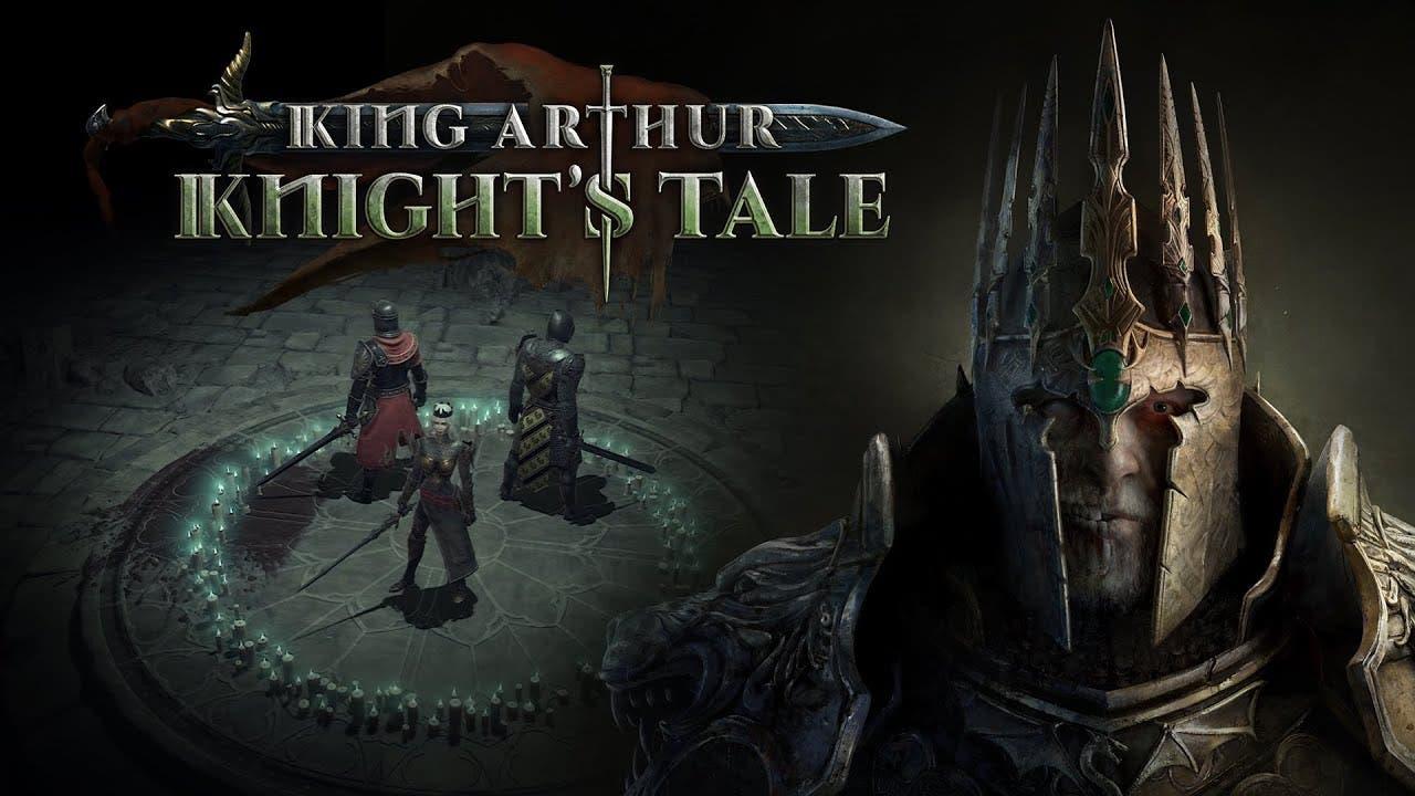 king arthur knights tale exits e
