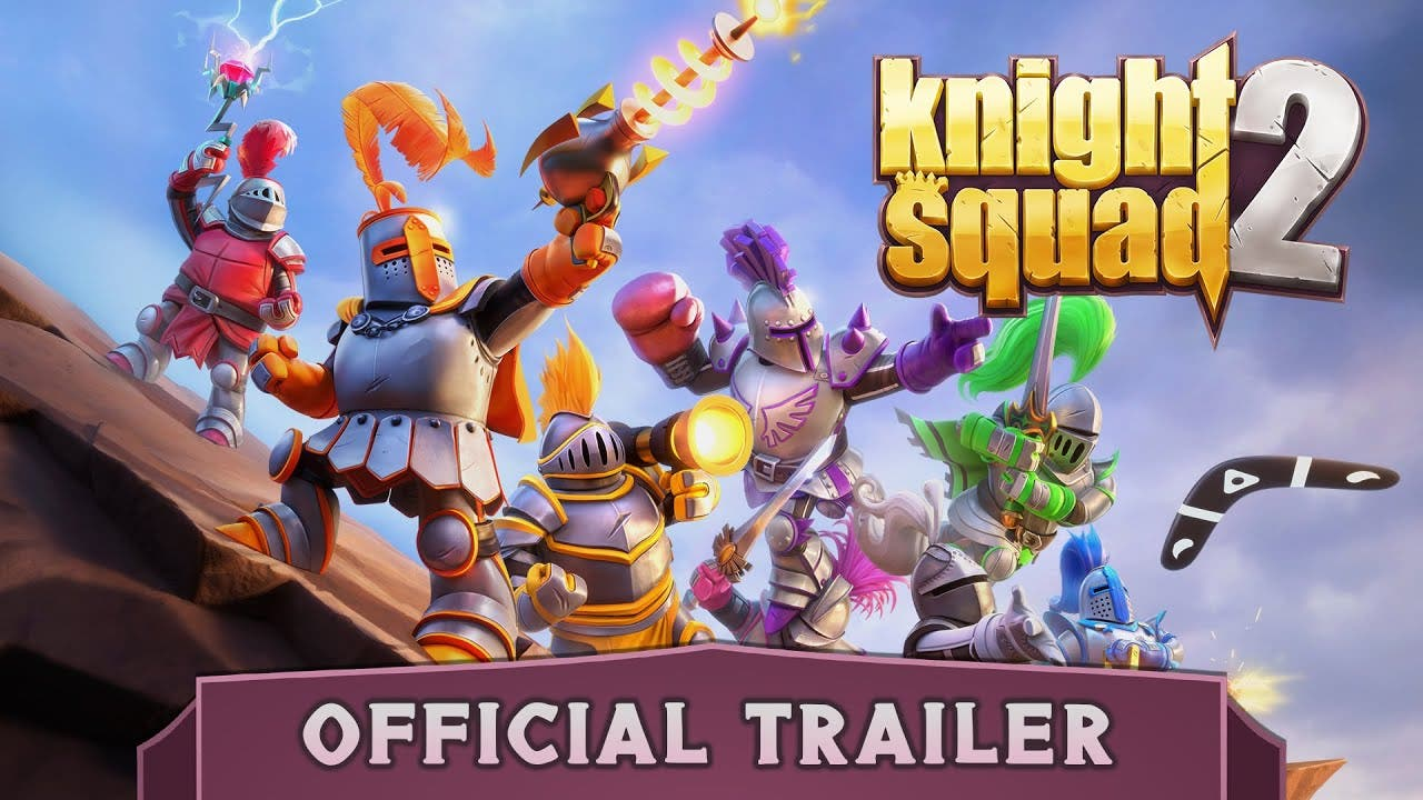 knight squad 2 the chaotic arcad