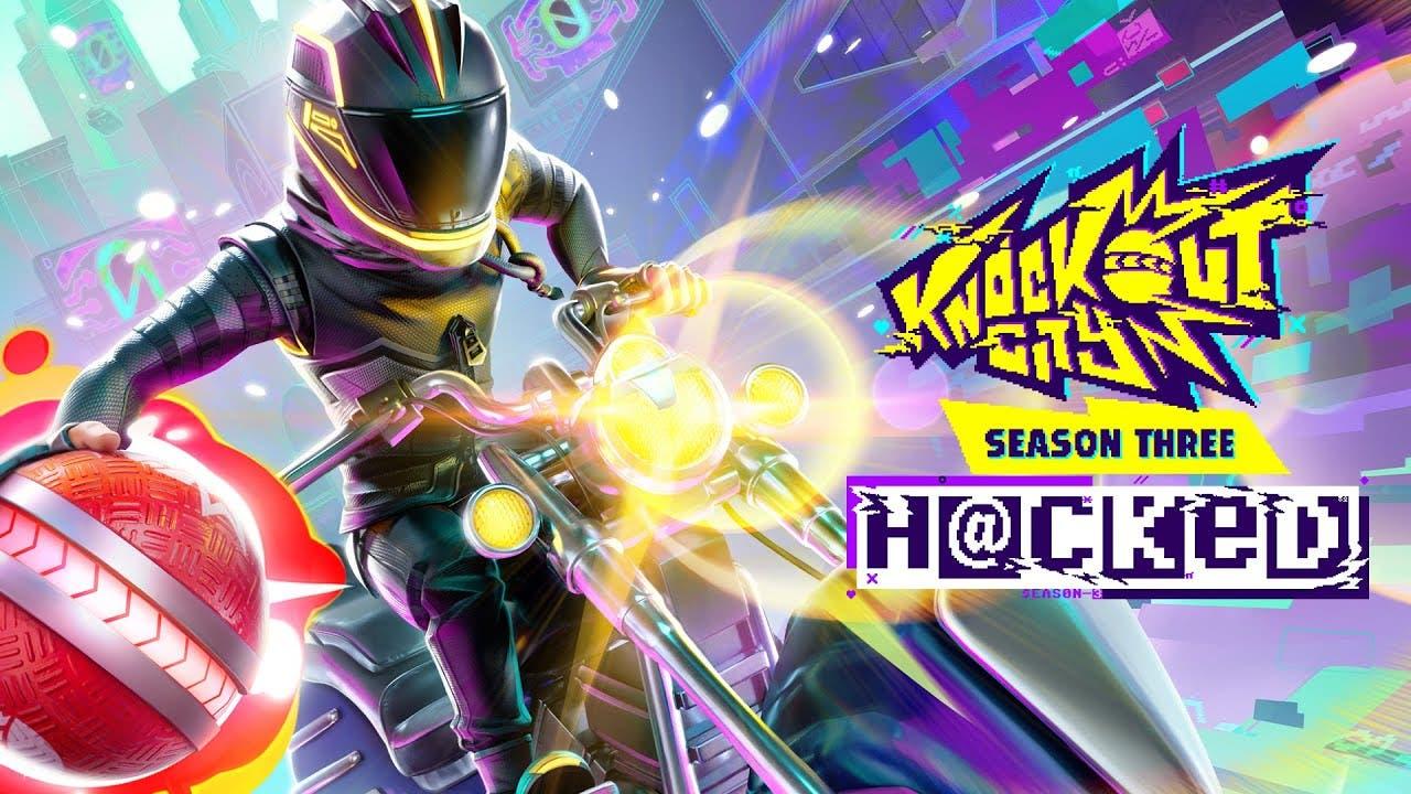 knockout city begins season 3 hc
