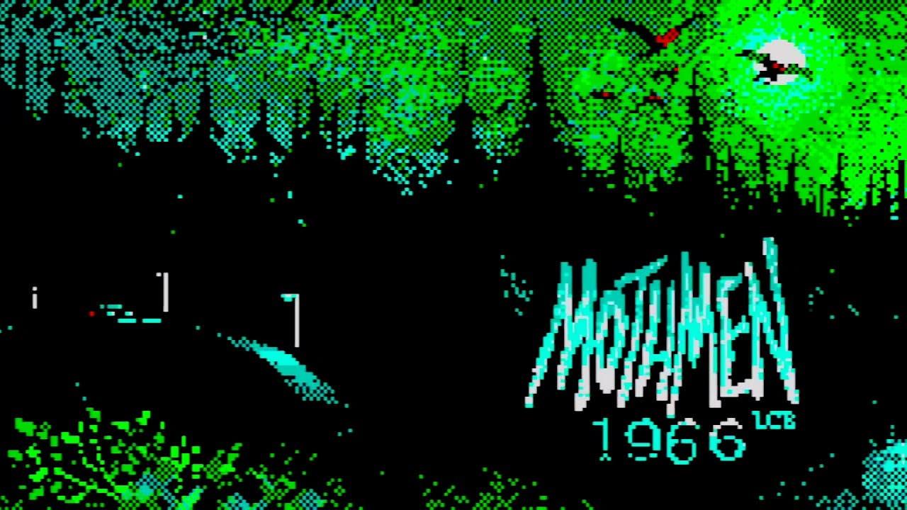 mothmen 1966 is the first of thr