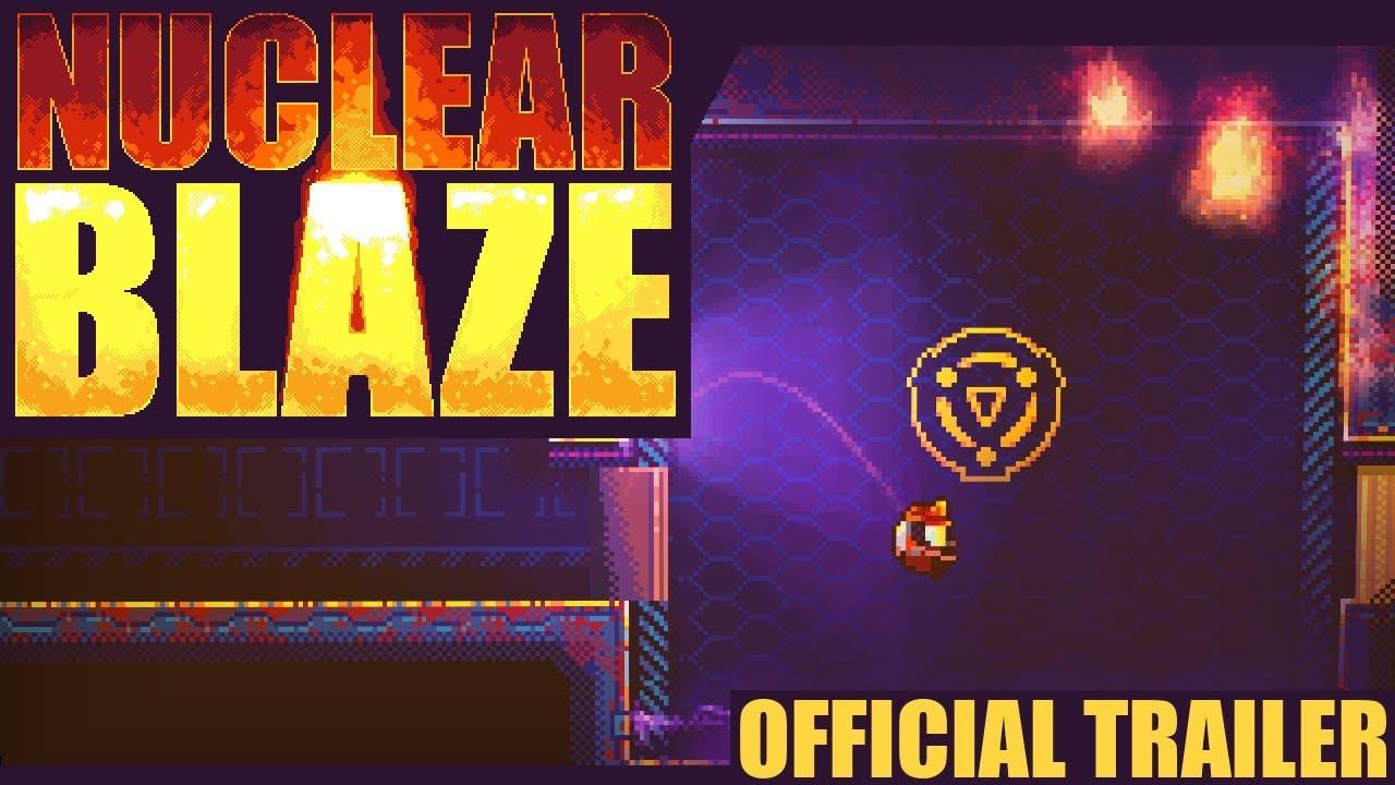 nuclear blaze the 2d firefightin