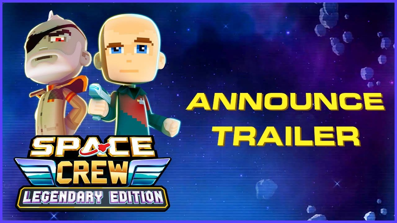 space crew legendary edition is