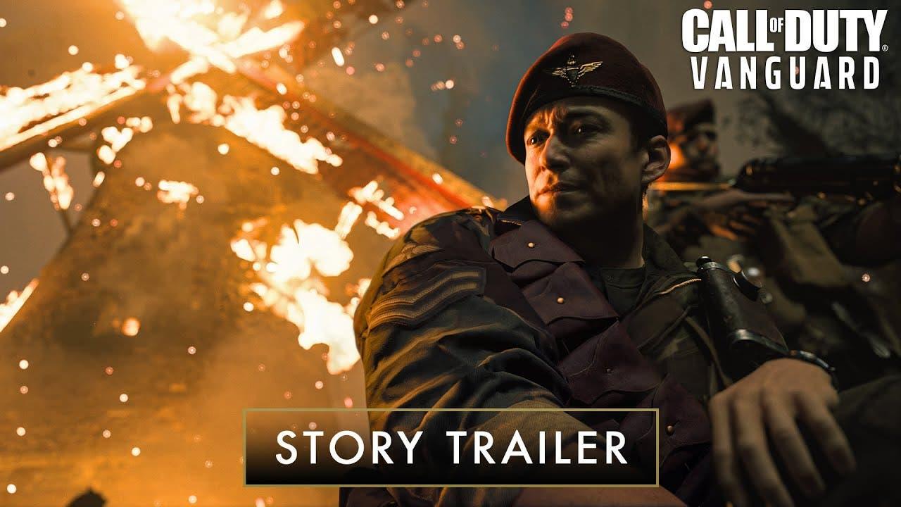 story trailer for call of duty v