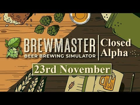 tap the closed alpha of brewmast