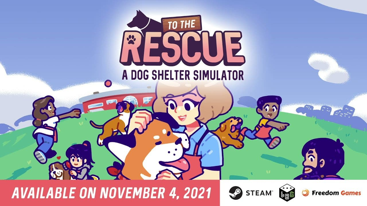 to the rescue unleashes a novemb
