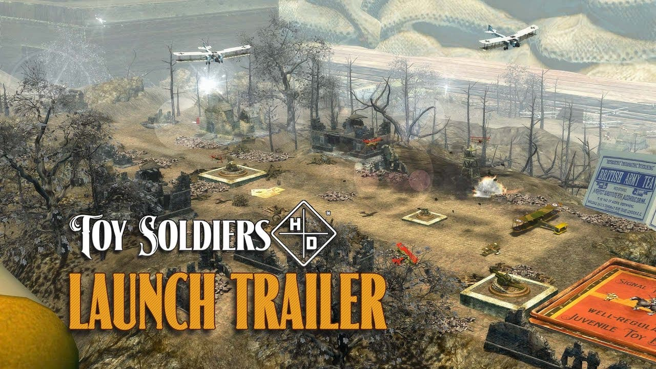 toy soldiers hd delayed on switc