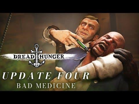 update four for dread hunger tak